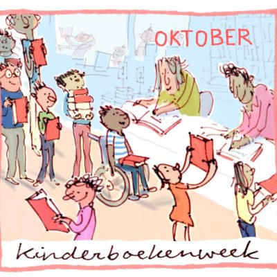 Leeskalender Oktober - Kinderboekenweek