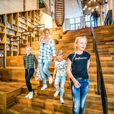 Geef elke school een schoolbibliotheek!